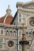 Scenic view of Florence cathedral