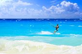 Kitesurfing In Mexico