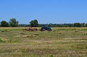 haymaking combine