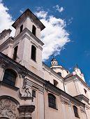 Baroque Style Church
