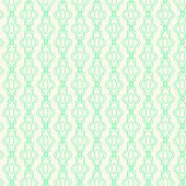 Seamless Vector Lines With Curve Pattern