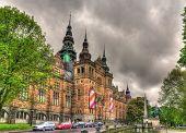 Nordic Museum In Stockholm, Sweden