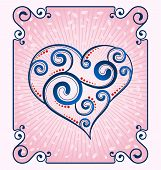 stock photo of soulmate  - heart symbol for various purpose and event such as valentine and wedding - JPG