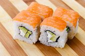 sushi japanese  roll  japan meal fresh