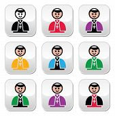 picture of apostolic  - Religion buttons set  - JPG