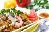 image of nasi  - studio shot of Indonesian fried rice called nasi goreng - JPG