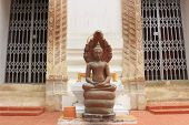 Buddha statue at Wat kokaeo ketsadaram