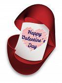 Happy Valentine´s Day - greeting card