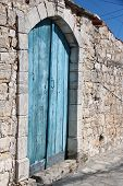 Old Architecture In Cyprus