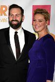 LOS ANGELES - DEC 7:  Josh Kelley, Katherine Heigl at the
