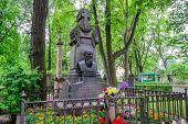 Grave Dostoevsky