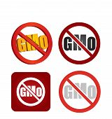 Non Genetically Modifies Plants Icon