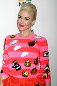 LOS ANGELES - DEC 8:  Gwen Stefani at the NBC's