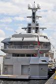 Luxury Yacht SKAT