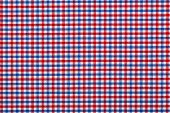 Fabric into grid, a background