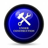 Under Construction Icon