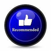 picture of recommendation  - Recommended icon - JPG