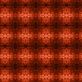 Fantasy abstract seamless pattern.
