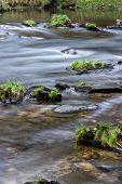 Rocky stream_Long exposure