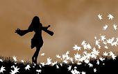 Autumn Concept Illustration