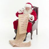 Santa Reading List Of Names