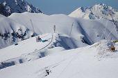 image of sochi  - Ski resort  - JPG