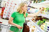 pic of supermarket  - Shopping - JPG
