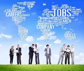 picture of natural resources  - Occupation Job Careers Expertise Human Resources Concept - JPG