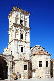 image of larnaca  - Agios Lazaros Church - JPG