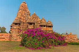 pic of kandariya mahadeva temple  - Kandariya Mahadeva temple - JPG