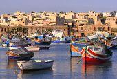 Marsaxlokk Fishing Village #3