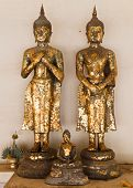 Couple Buddha Image And Smaller