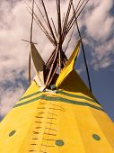 Tepee Top