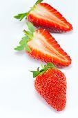 Strawberry split