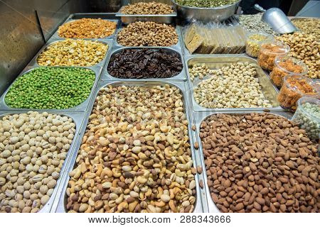 Mixed Dry Nuts
