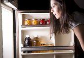 Kühlschrank-raid
