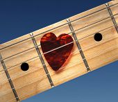 picture of serenade  - a heart - JPG