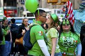 St. Patties Day Kiss