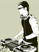 modern dj