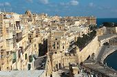Old Valletta, capital city of Malta