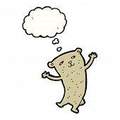 odd dancing bear cartoon