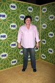 LOS ANGELES - JAN 8:  Dot Marie Jones arrives at the Fox TCA Party - Winter 2012 at Castle Green on