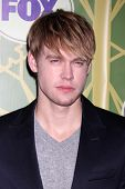 LOS ANGELES - JAN 8:  Chord Overstreet arrives at the Fox TCA Party - Winter 2012 at Castle Green on