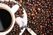 O café