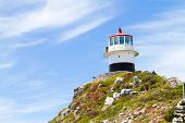 lighthouse on cape point, cape peninsula, south africa