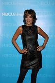 LOS ANGELES - JAN 6:  Lisa Rinna arrives at the NBC Universal All-Star Winter TCA Party at The Athen