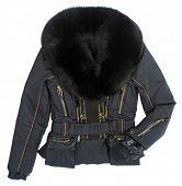 image of jupe  - fur jacket - JPG