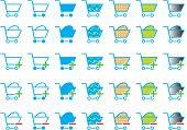 Shopping Cart Icon / Icons