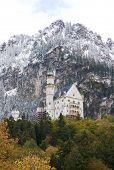 Neuschwanstein Castle In Germany