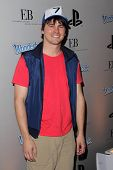 LOS ANGELES - OCT 27:  Jason Ritter arrives at EBMRF And PlayStation Epic Halloween Bash at Private